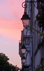 purple morning, Montmartre, Paris