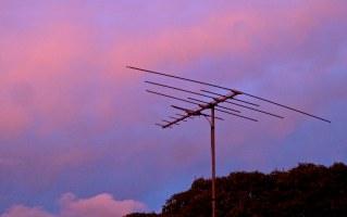 purple tv sky, Sydney