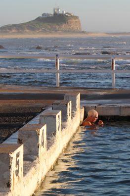 Newcastle Ocean Baths, Australia
