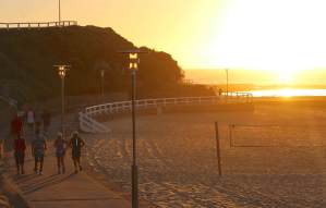Newcastle Beach, Australia