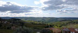 Near Siena in Tuscany, Italy