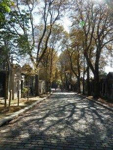 Pere La Chaise Cemetery, Paris