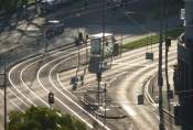 Melbourne: La Trobe street