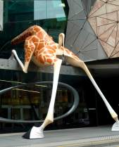 Melbourne: ACMI visitor, Fed Square