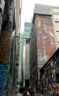 Melbourne: Flinders Lane