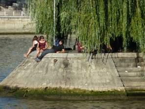 Paris serenity