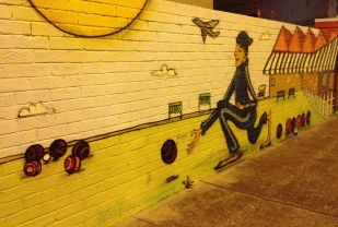 Walls- street art, Marrickville- Sydney