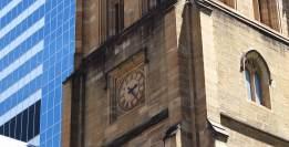 St Phillips church, 1846