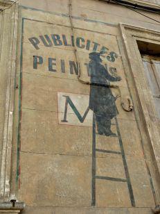 Walls, Avignon, France