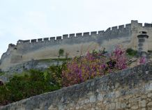 Walls, near Avignon, France