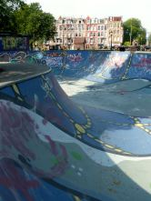 Walls- street art, Amsterdam