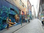 Walls- street art, Melbourne