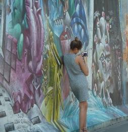 east side gallery, Berlin wall.