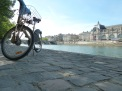 Paris bike ride